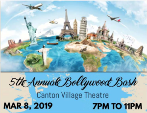 5th Annual Bollywood Bash event details