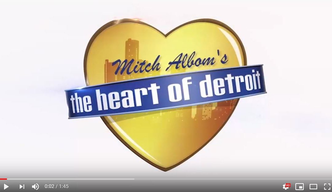 Edee Franklin and Sanctum House // The Heart of Detroit // Mitch Album