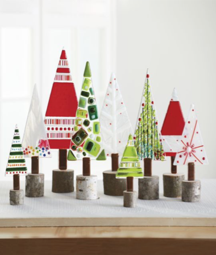 glass-holiday-tree-decoration