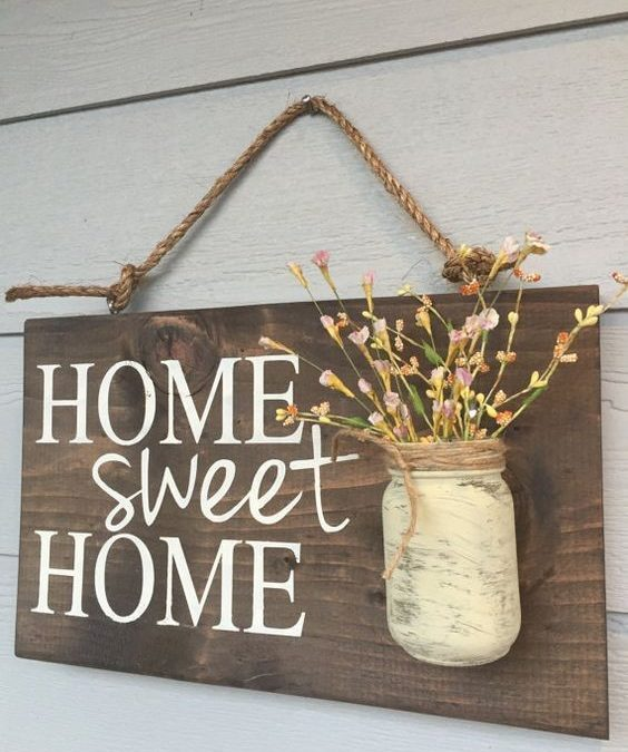 Join Us for a Craft Night and Create your own Rustic Sign
